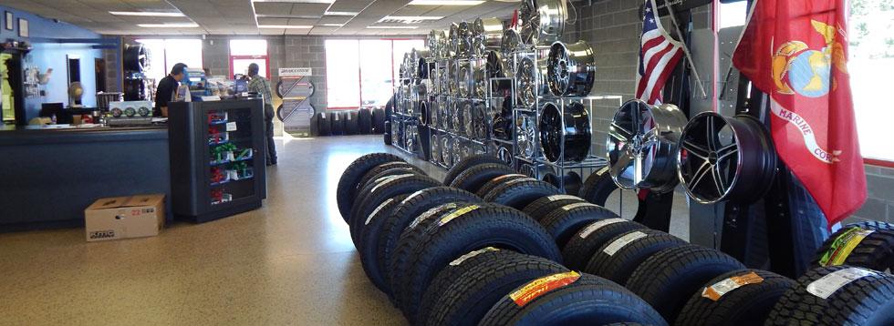 glendale tire shop,